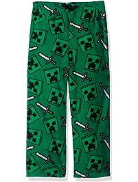 4f896e570 Minecraft Boys Creeper Lounge Pants