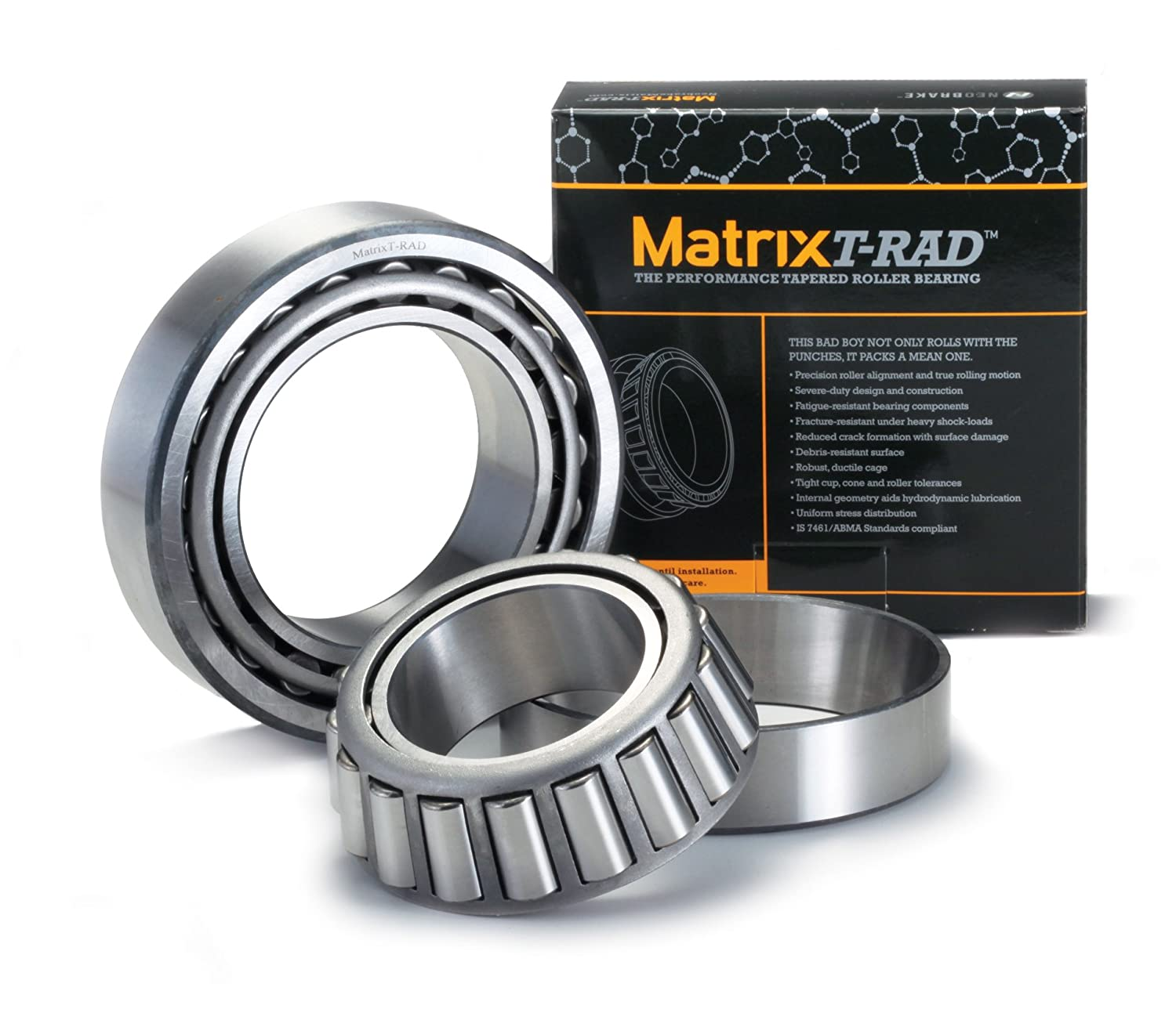 594A//592A Tapered Roller Bearing Set