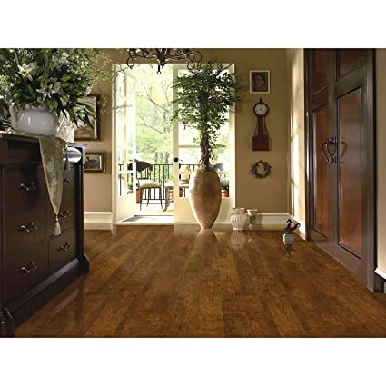 Armstrong Grand Illusions Cherry Bronze 12mm Laminate Flooring L3021