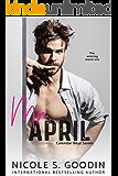 Mr. April: A Celebrity Romance (Calendar Boys Book 4)