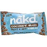 nakd Coconut Bliss 40 g (Pack of 18)