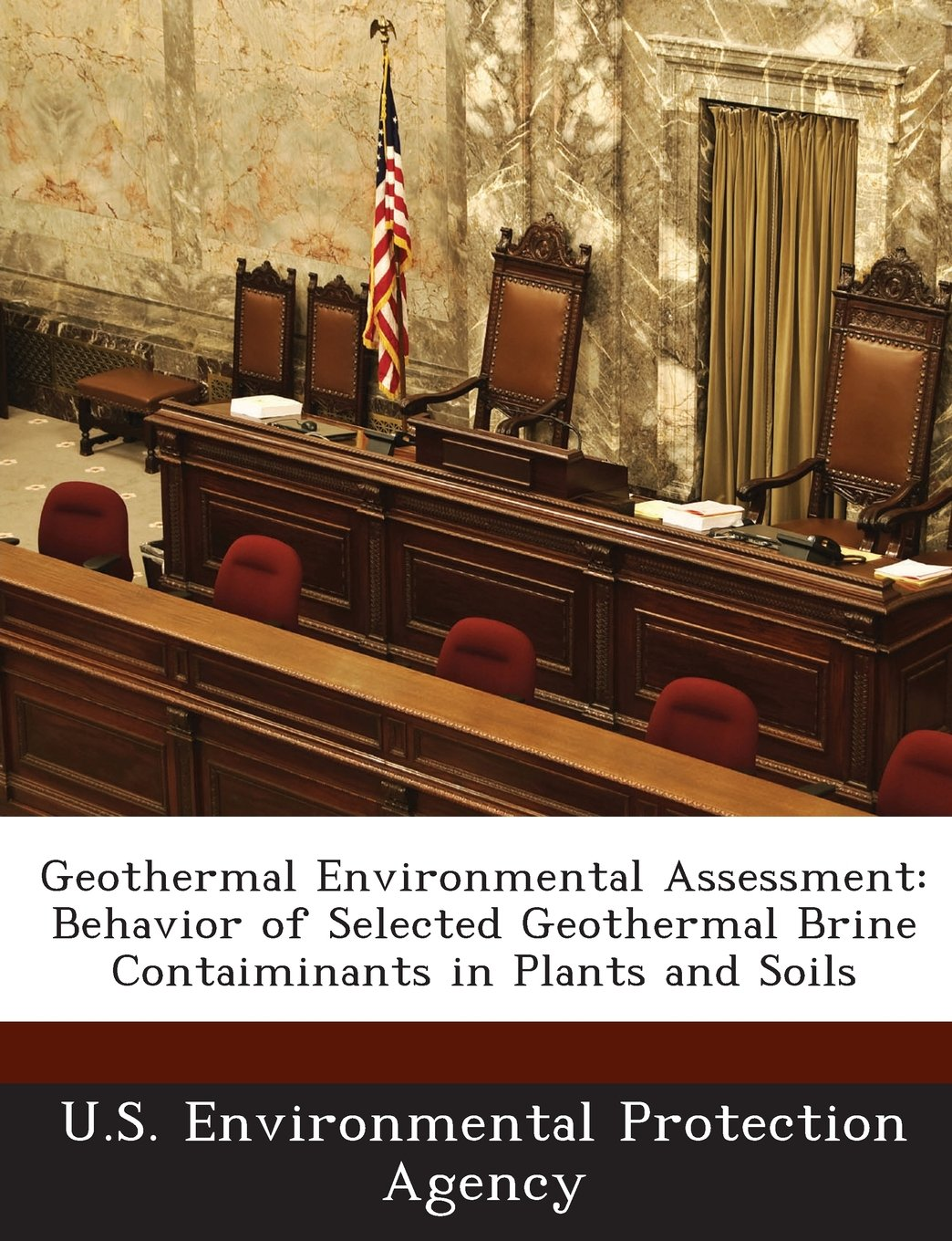 Download Geothermal Environmental Assessment: Behavior of Selected Geothermal Brine Contaiminants in Plants and Soils ebook