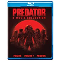 Predator Trilogy - 3 Movies Collection: Predator + Predator 2 + Predators (3-Disc)