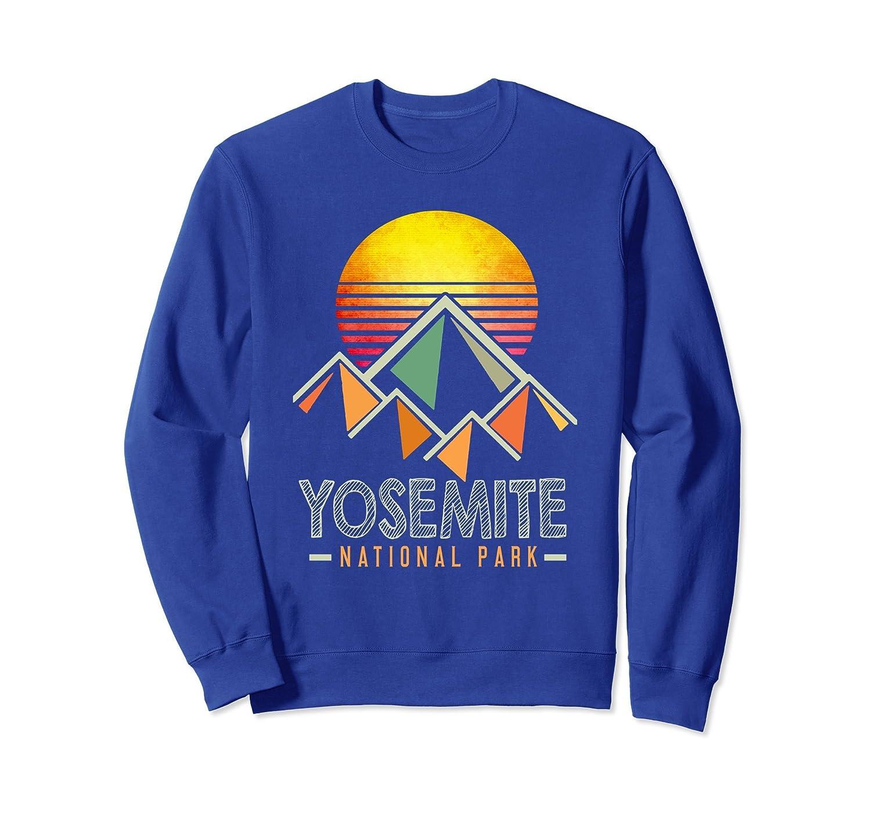 National Park Yosemite Vintage outdoor hiking shirt-TH