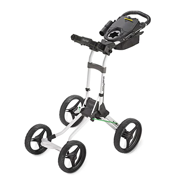Bag Boy Quad Plus 4 Wheel Push Golf Cart