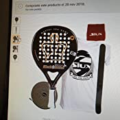 Black Crown Pala Padel Piton Junior: Amazon.es: Deportes y aire libre