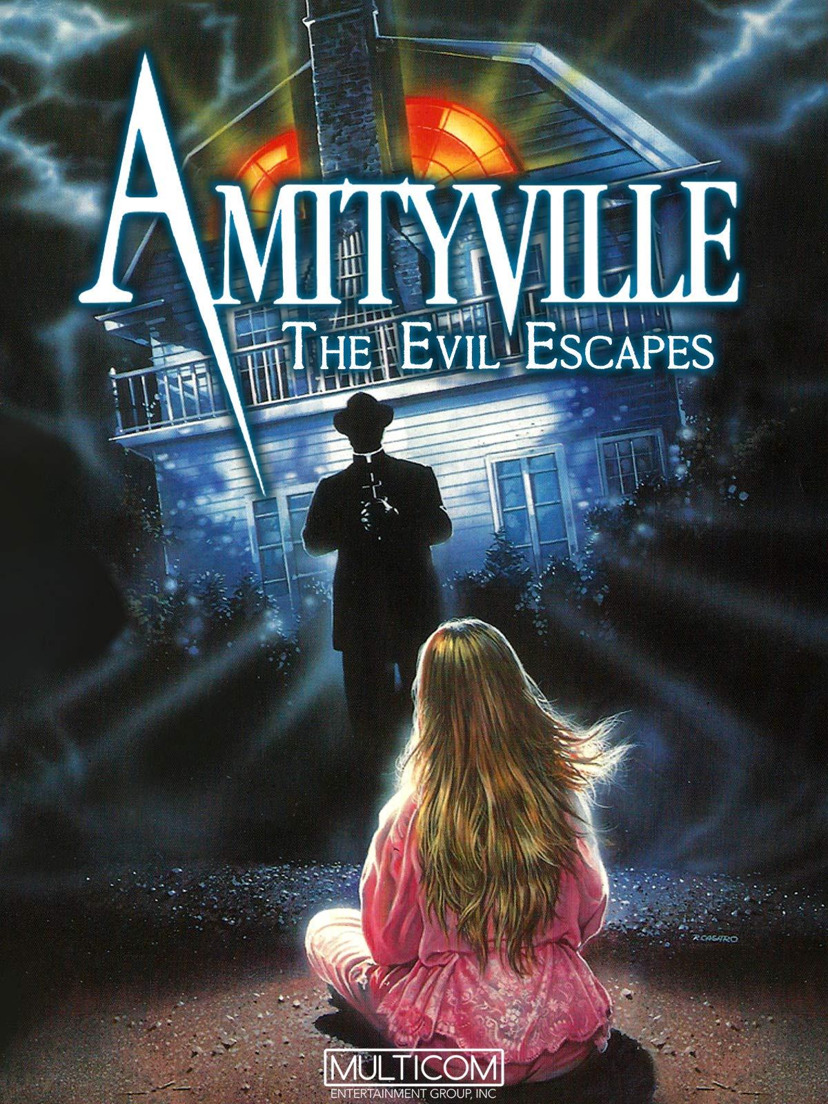 Amityville: The Evil Escapes (4K Restored)