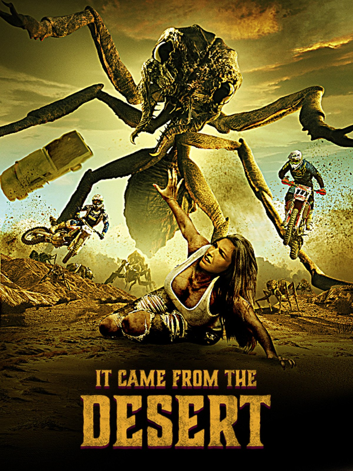 Watch It Came From The Desert Prime Video