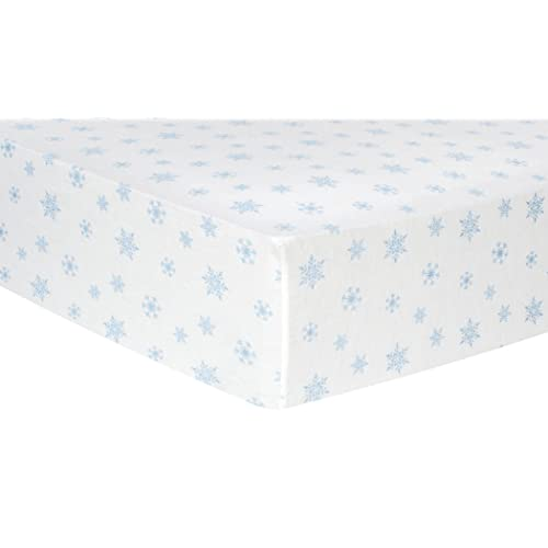 Snowflake Sheets Amazon Com