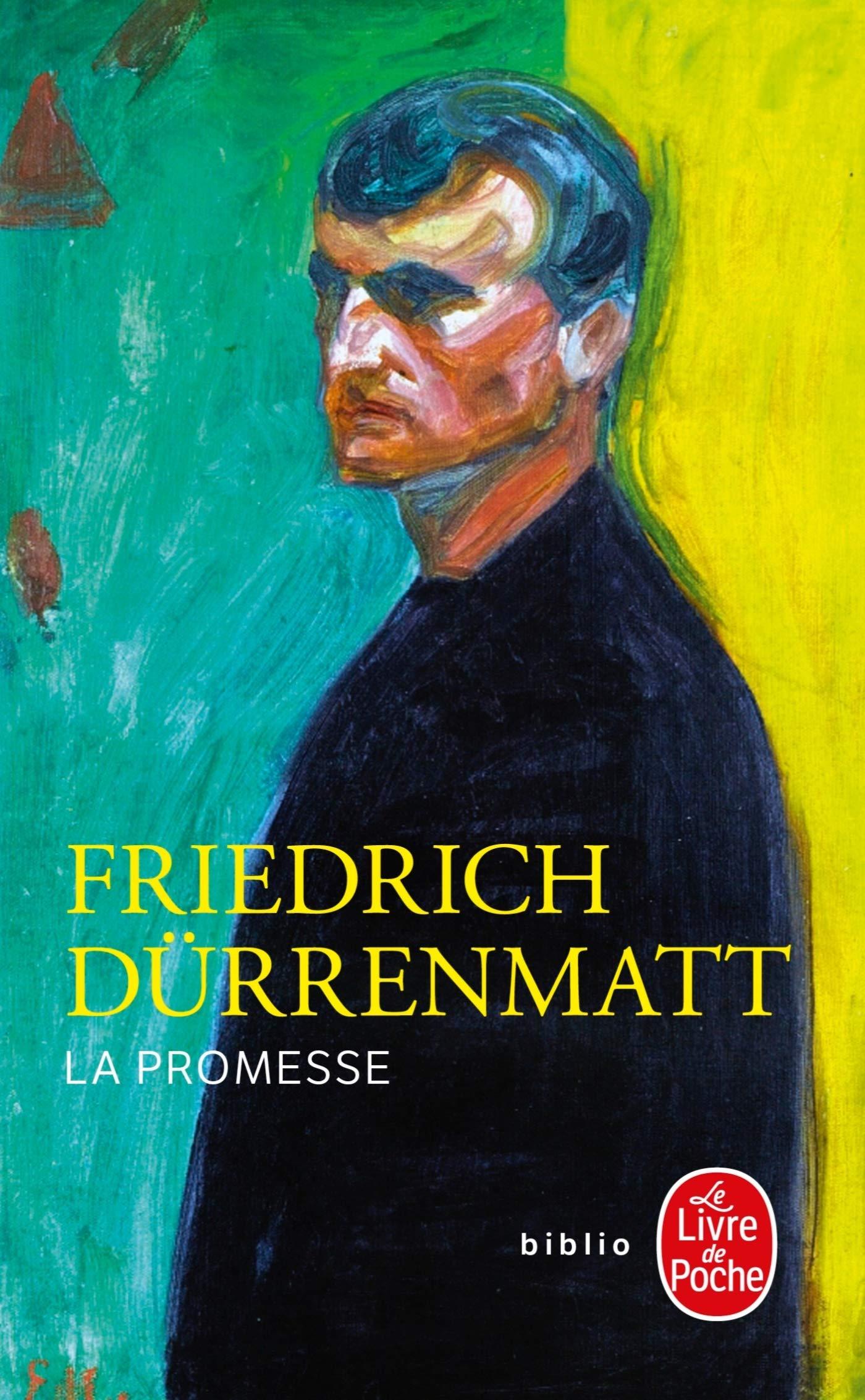 La promesse: Amazon.fr: Dürrenmatt, Friedrich: Livres