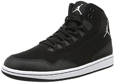 timeless design 8b4f8 36297 Nike Herren Jordan Executive Low-Top, Schwarz (Black White 011), 42
