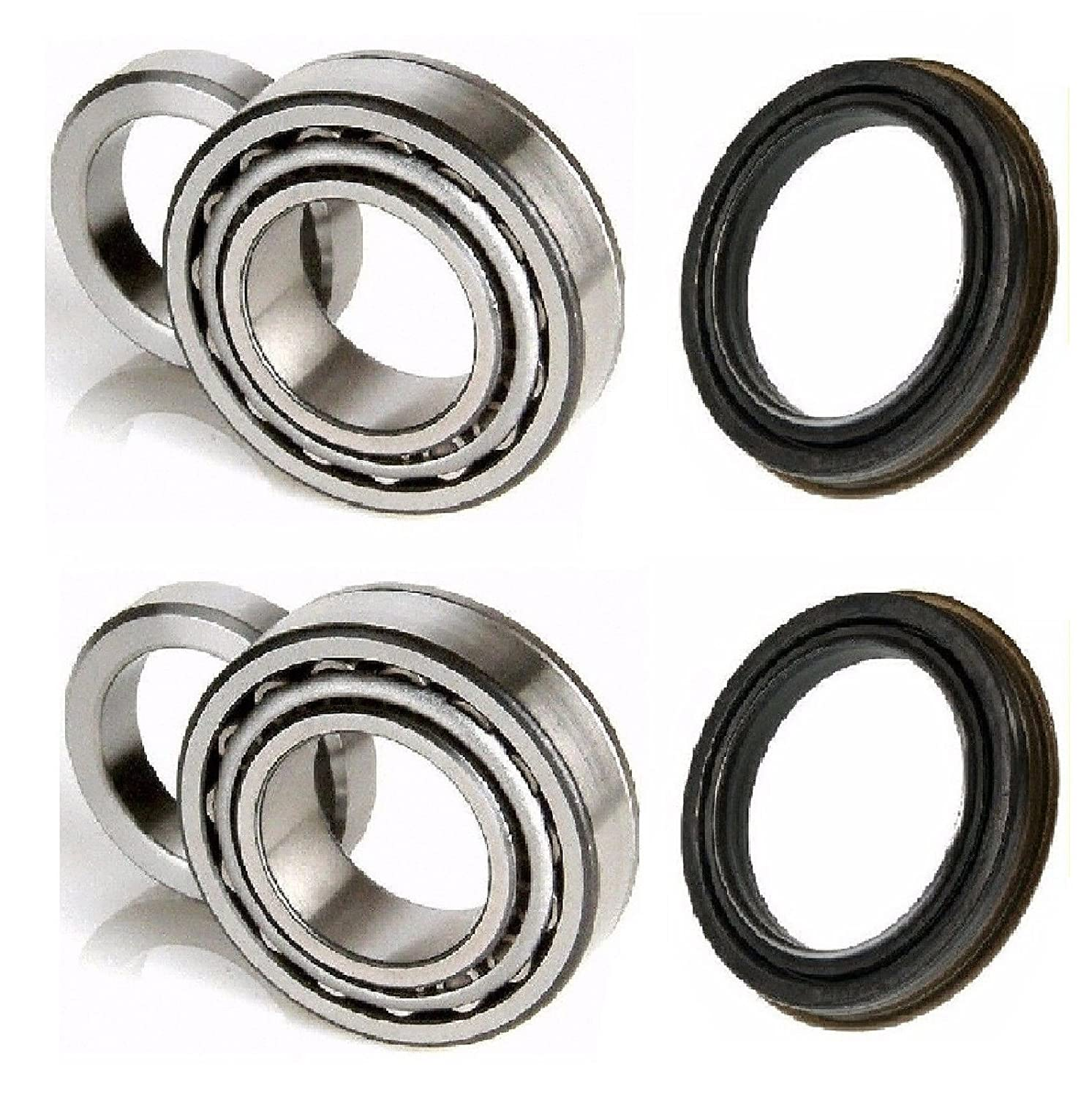 Rear Left And Right Wheel Bearing /& Race fit 1999 2000 2001 2002 2003 2004 JEEP GRAND CHEROKEE