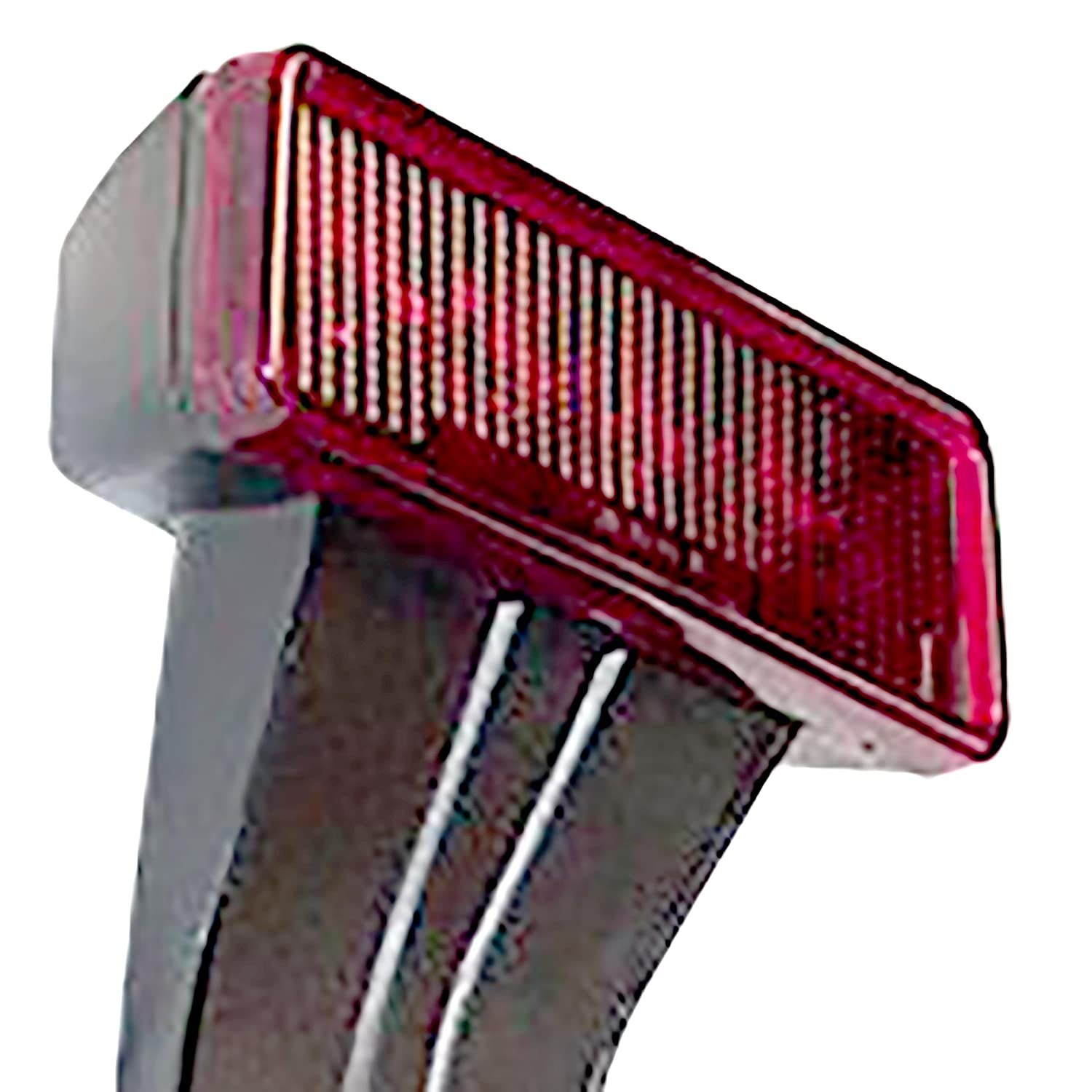 Replaces 55397217AJ, 68048581AA APDTY 133883 High Center Mount 3rd Third Brake Light Assembly With Spare Tire Holder Bracket Fits 2007-2018 Jeep Wrangler