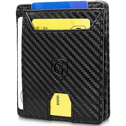 migliore a buon mercato nuovo prodotto prodotti di qualità GenTo® ATLANTIC Magic Wallet - certificato RFID, protezione NFC ...
