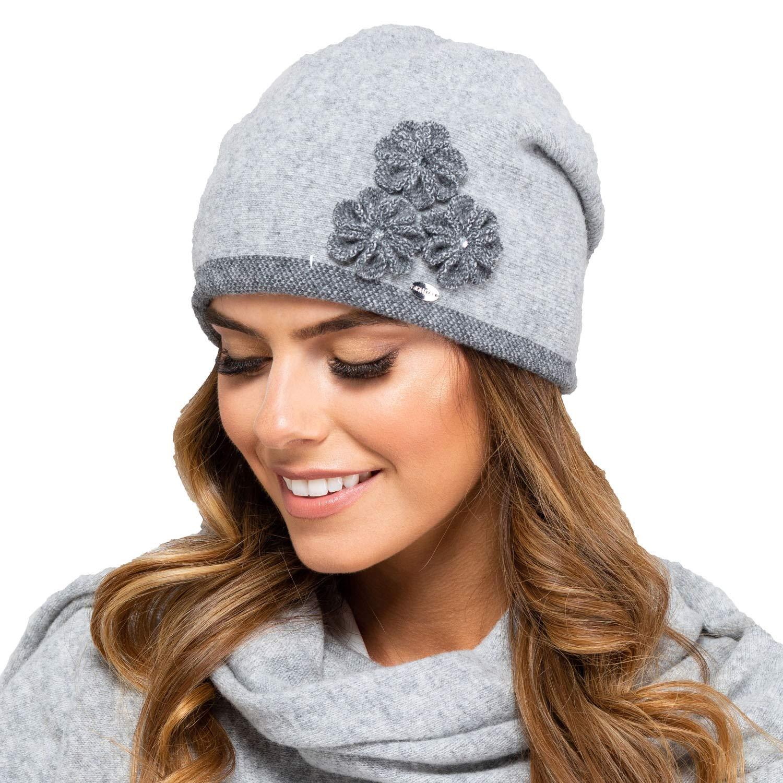 Kamea Damen M/ütze Kopfbedeckung Herbst Winter Valencia