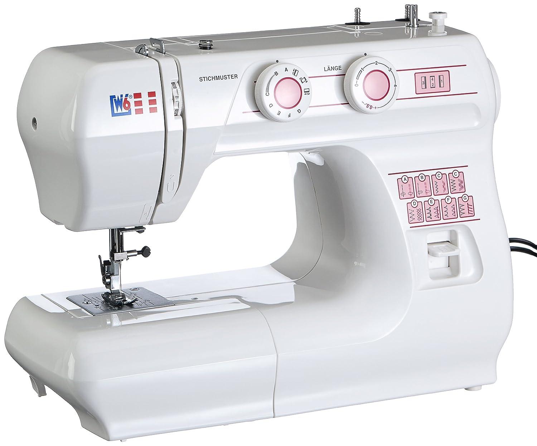 Nähmaschine für Anfänger - W6 N 1615