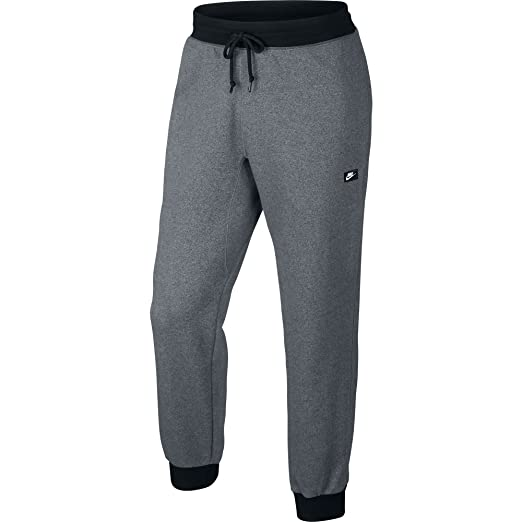 Nike Shoebox Cuff Men's Sweatpants Charcoal/Grey/Black 678558-065 (Size XL