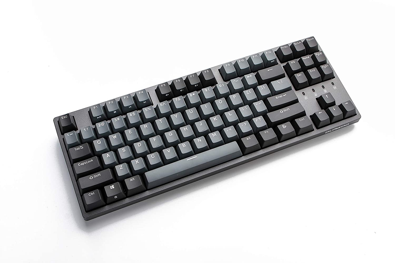 02c5747c1a8 Amazon.com: Durgod Taurus K320 TKL Mechanical Gaming Keyboard - 87 Keys -  Double Shot PBT - NKRO - USB Type C (Cherry Brown, Space Grey): Computers &  ...