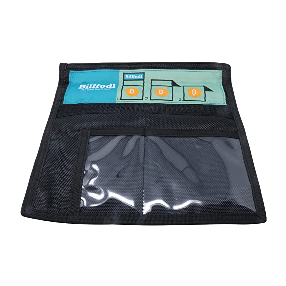 74ca7c7415e8 Large Faraday Bag with Window for Wallets, Phones, Tablets, and Backups