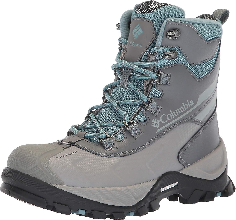 COLUMBIA BUGABOOT II OMNI-HEAT Waterproof Winter Boots Women/'s 8