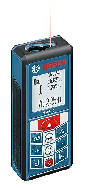 Bosch GLM 80 Laser Entfernungsmesser Testbericht