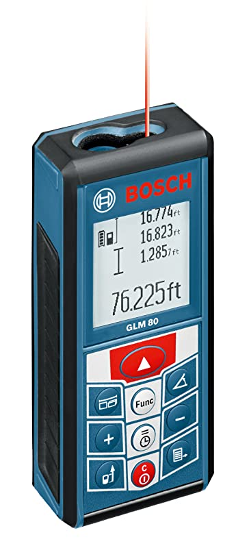 Bosch GLM 80 Laser Distance Measure Review