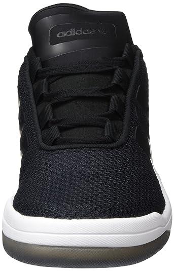 premium selection ab345 dbb4e adidas Unisex Adults  Veritas Lo Low-Top Sneakers, Core Black FTWR White,  4.5 UK  Amazon.co.uk  Shoes   Bags