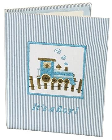 Amazon.com: Stephan bebé tren tiempo recuerdo Mini Stripe ...