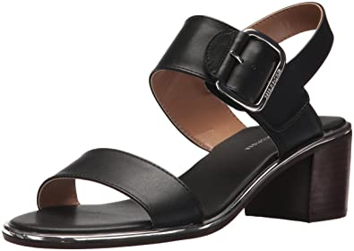 5716afab5f96 Amazon.com  Tommy Hilfiger Women s Katz Heeled Sandal  Shoes