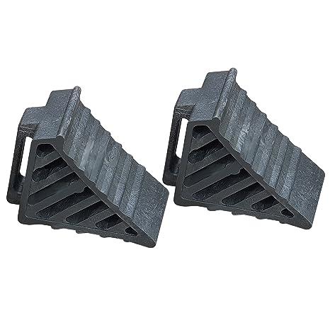 Trailer Wheel Chocks >> Amazon Com Dk Safety 308a Heavy Duty Wheel Chocks With Handle