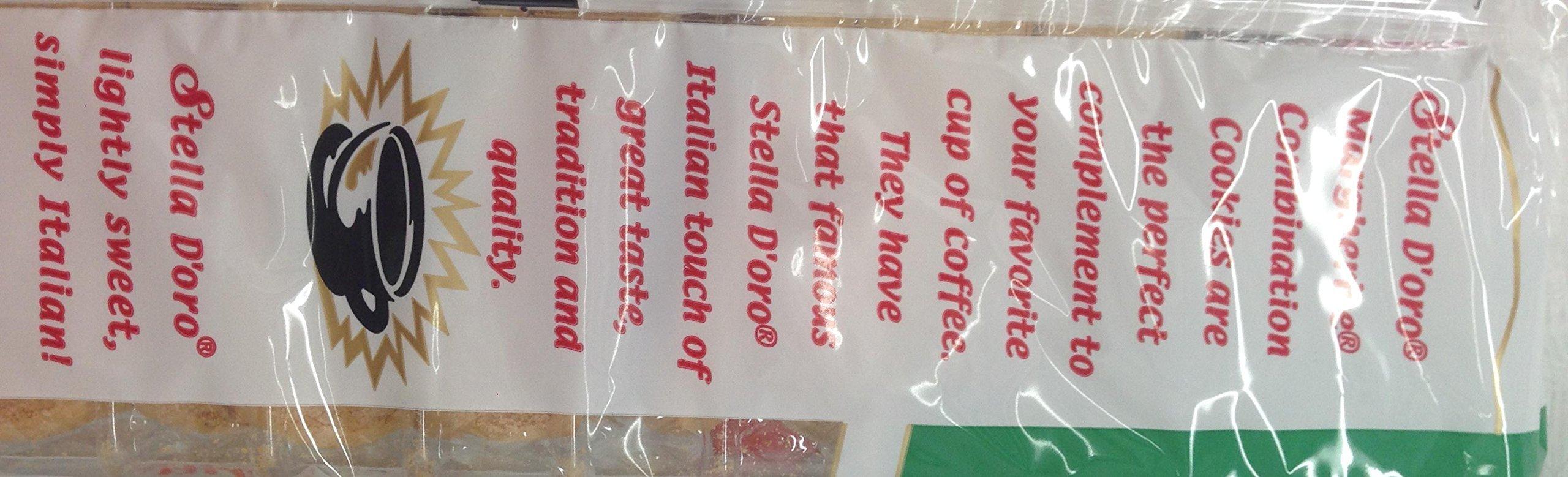 Stella Doro Cookies Margherite 12 Oz. Pack Of 6.