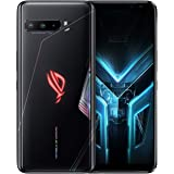 "ASUS ROG Gaming Phone 3-6.59"" FHD+ 2340x1080 HDR 144Hz Display - 6000mAh Battery - 64MP/13MP/5MP Triple Camera with 24MP Fron"