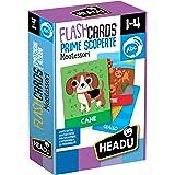 Headu Flashcards Montessori Prime Scoperte, IT20577