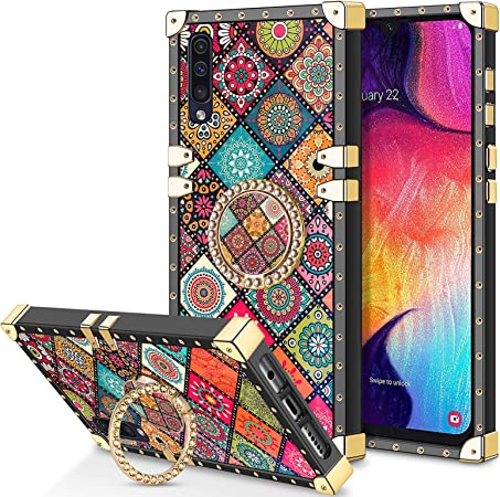 Coolden Für Samsung Galaxy A50 A50s A30s Hülle Glitzer Elektronik