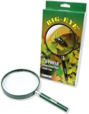 Carson Bigeye Magnifier with Over-Sized 5 inch Lens (HU-2)
