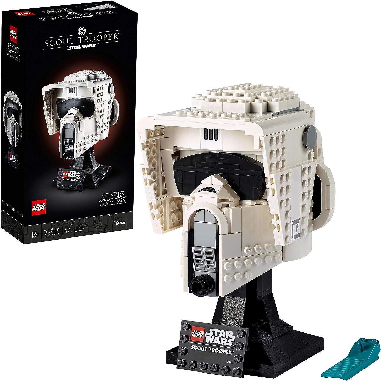 レゴ(LEGO) スター・ウォーズ スカウト・トルーパー ヘルメット 75305