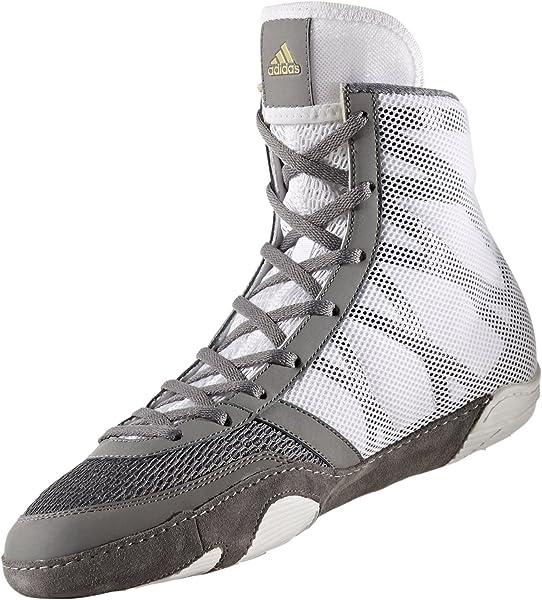 adidas , Herren Wrestlingschuhe Grau GreyGoldWhite: Amazon
