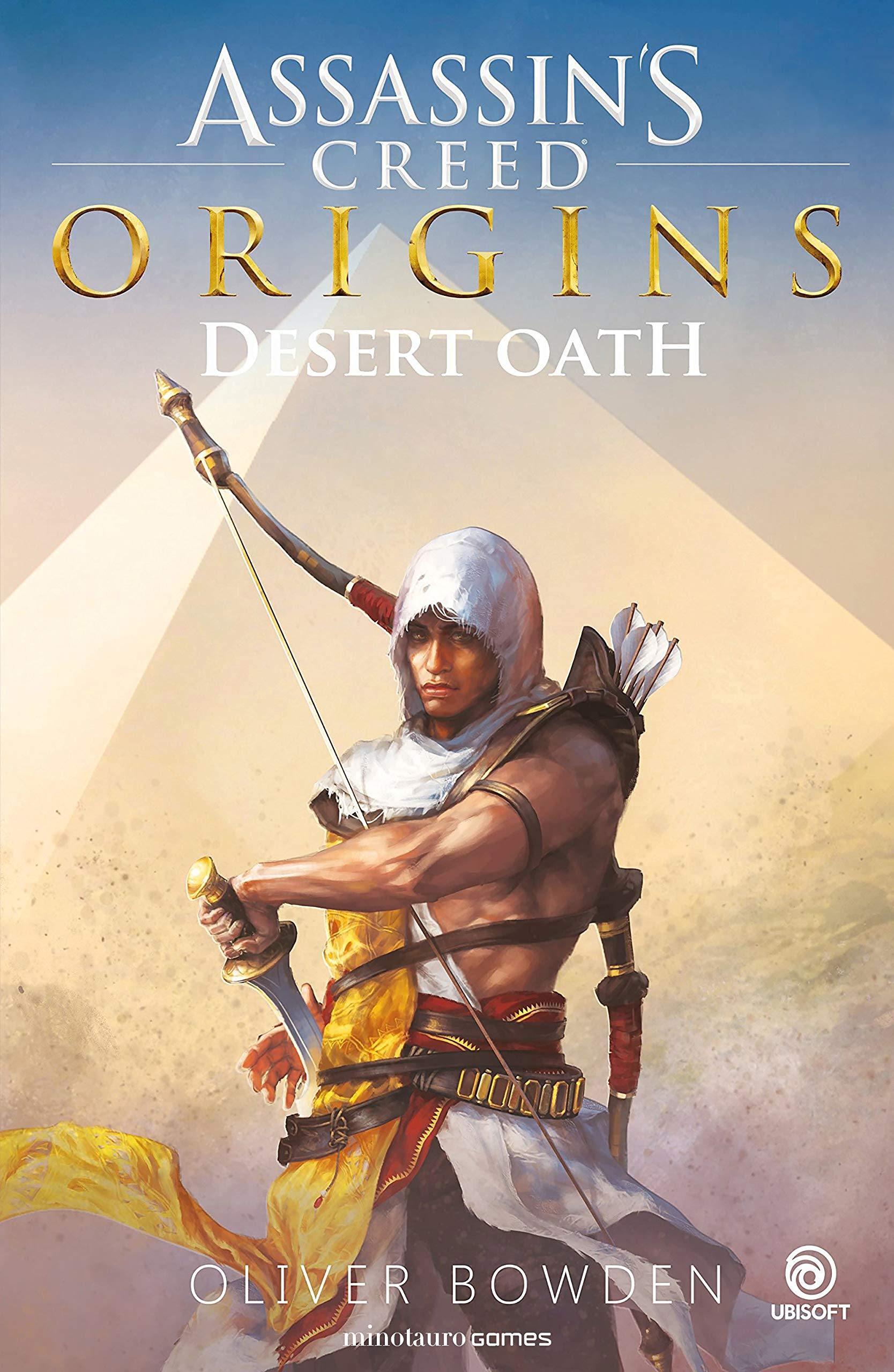 Assassin's Creed Origins: Desert Oath (Minotauro Games) Tapa blanda – 27 nov 2018 Diversos Autores 8445005987 Science fiction