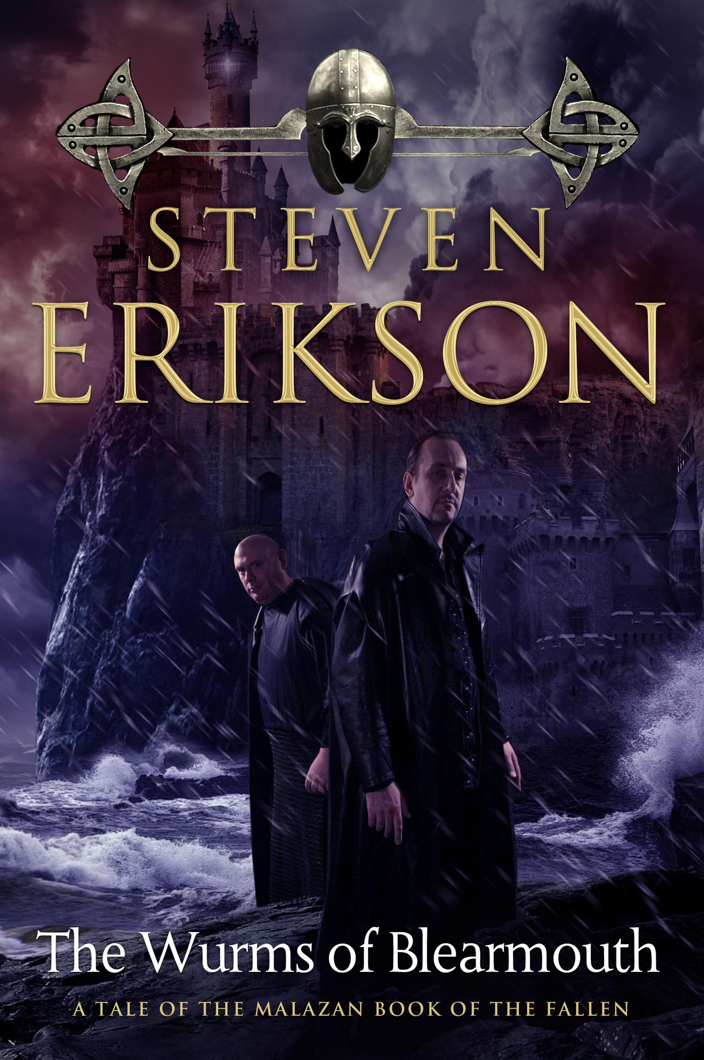 The Wurms Of Blearmouth: A Malazan Tale Of Bauchelain And Korbal Broach (malazan  Book Of The Fallen): Steven Erikson: 9780765376220: Amazon: Books