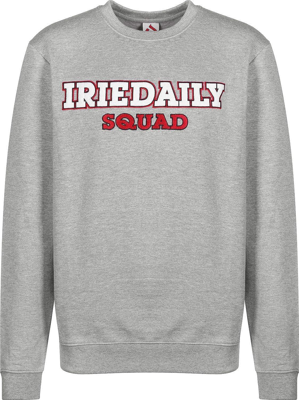 Iriedaily ID Squad Crew [Grau-mel.]