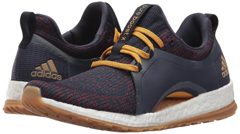 adidas Women's Pureboost X ATR Running Shoe B01N685B80 7 B(M) US|Legend Ink/Red Night/Tactile Yellow