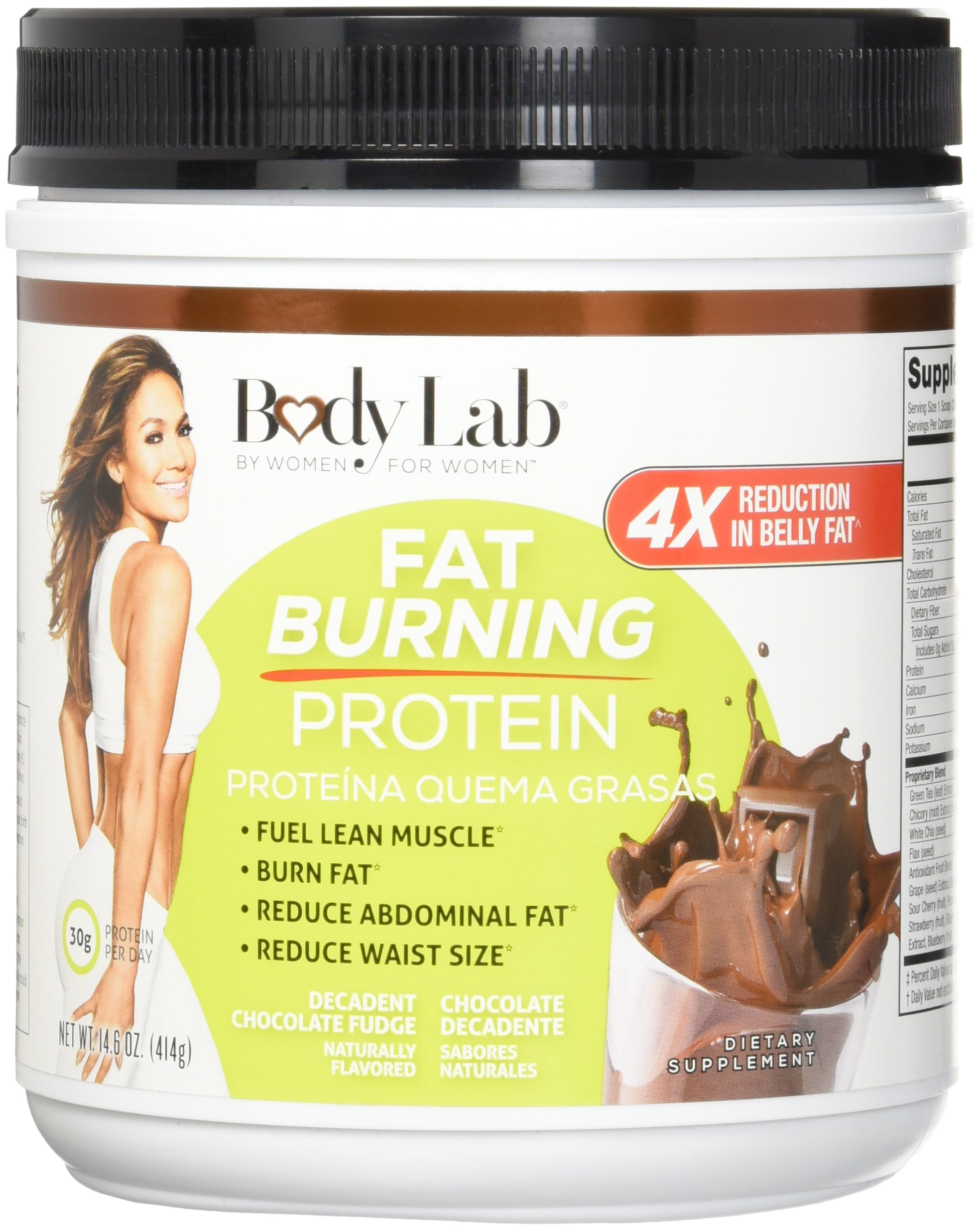 Amazon Body Lab 7 Thermogenic Total Burn Count Health