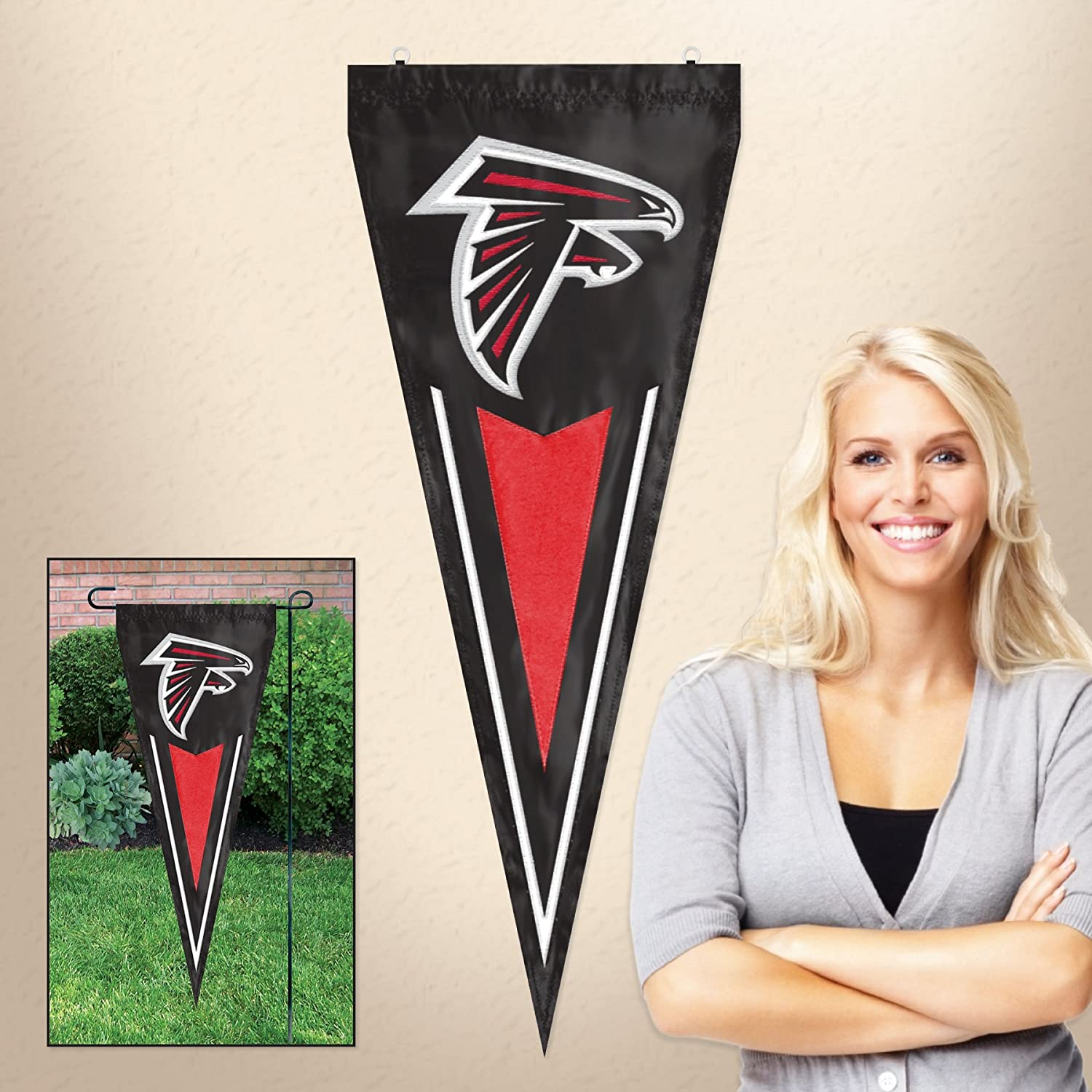 NFL Atlanta Falcons Yard Pennant Party Animal 733947167146