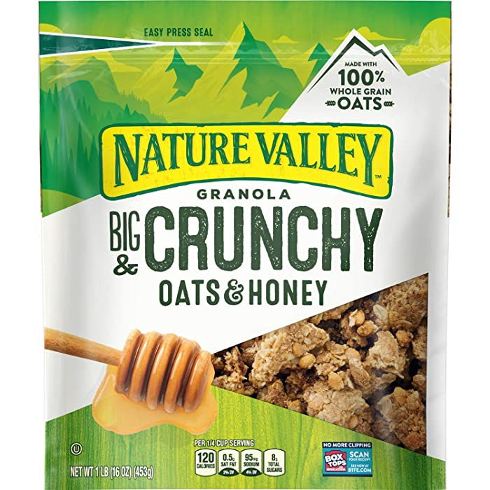 Top 7 Nature Valley Granola Clusters