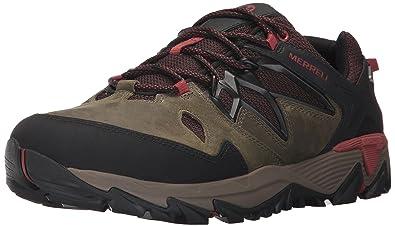 229569fec6f69a Merrell Men s All Out Blaze 2 Waterproof Hiking Shoe