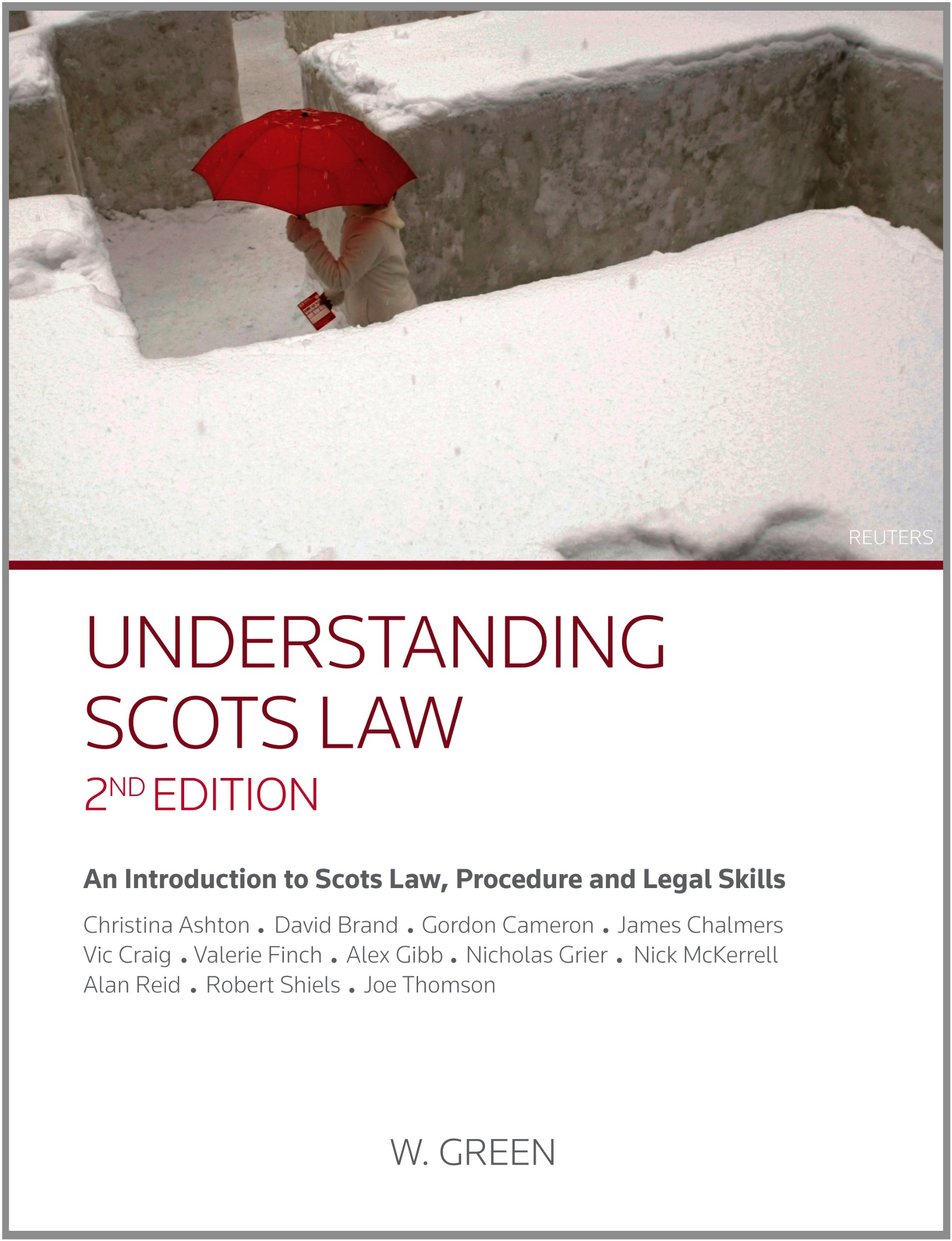 Understanding Scots Law: Amazon.co.uk: Christina Ashton: 9780414018457:  Books
