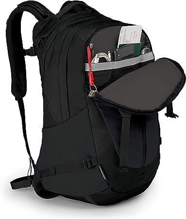 Black O//S Osprey Tropos 34 sac /à dos quotidien homme