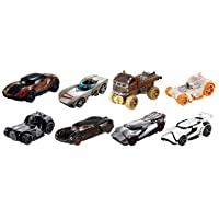 Deals on 8-Pack Hot Wheels Star Wars Character Cars
