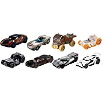 8-Pack Hot Wheels Star Wars Character Cars