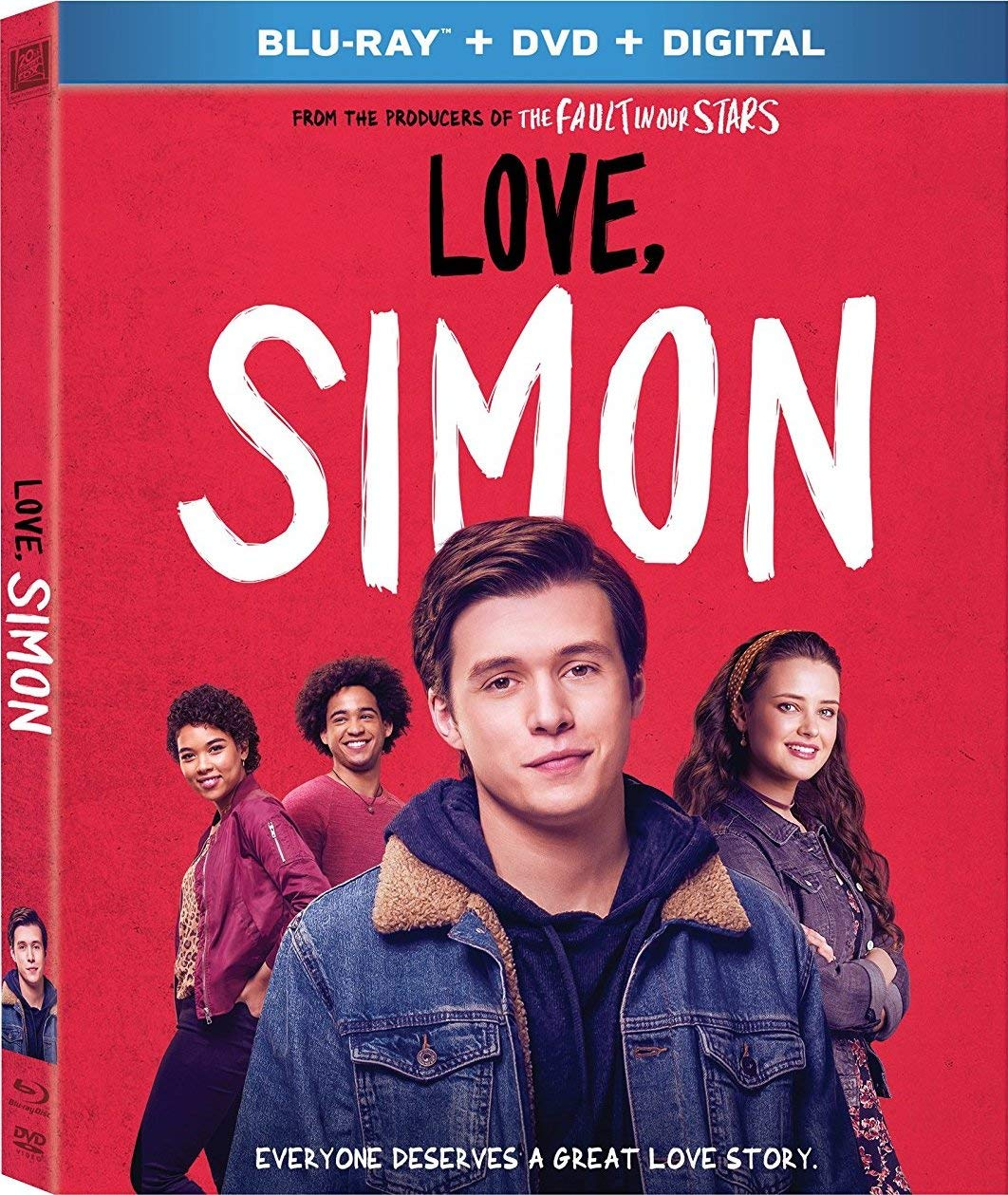 Free Download Love Simon (2018) Hollywood Movie ORG Dual Audio [Hindi or English] 720p BluRay 650MB Download On Mp4moviez Fliz Movies